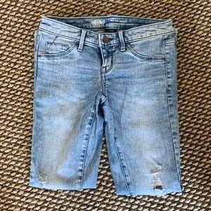 Acid/Light Wash Jeans